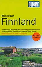 FINNLAND DuMont Reiseführer + Landkarte 12M Reise-Handbuch Lappland Helsinki