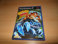 CRASH OF THE TITANS monsters edition  SONY PLAYSTATION 2 PS2 PAL NEW NOT SELAED