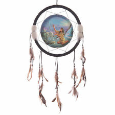 Gorgeous Decorative Native American 'Catching Dreams' 34cm Dreamcatcher