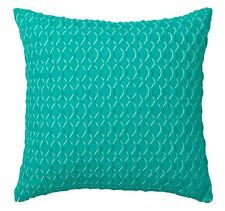 Logan and Mason Ultima Balmain Turquoise Cushion