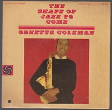 """7"""" Ornette Coleman Congeniality / Chronology (The Shape Of Jazz To Come) 60`s"""