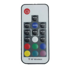 17 Key RF Wireless Remote Controller For 5050/3528 RGB LED Light Strips Elegant