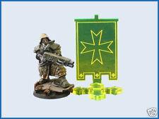Warhammer 40k Space Marine BLACK TEMPLARS Objective Marker x 1