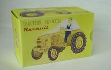 Repro Box CIJ Renault Tracteur Agricole gelb