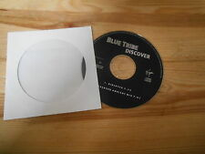 CD Indie Blue Tribe - Discover (2 Song) Promo VIRGIN disc only