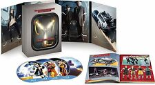 Back To The Future Flux Capacitor Box Set Blu-Ray Region Free