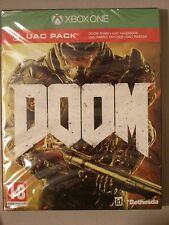 DOOM UAC Pack For XBOX One (New & Sealed)