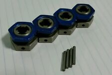 Cen Racing 23mm wheel hex nuts, hubs and pins
