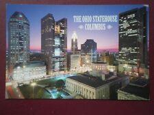 POSTCARD USA COLUMBUS - THE OHIO STATEHOUSE