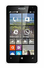 Microsoft Lumia 435 8GB Dual Sim schwarz (ohne Simlock) Smartphone B-Ware