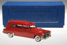 "Brooklin CSV 06, 1953 Chrysler Imperial Ambulance ""NEW BRUNSWICK"", 1/43"