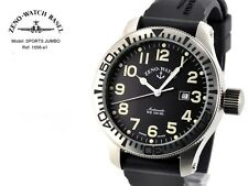 Zeno Swiss Automatic Watch Sports Jumbo 48mm Stainless Steel Limited Ref 1556 a1