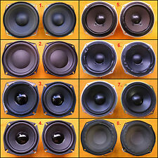 Assorted 5 - 5.5 inch Replacement Speakers (Batch #1)