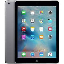 Apple iPad Air 16GB - WiFi ONLY- Space Grey - Open Box Demo Unit