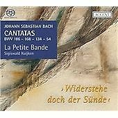 La Petite Bande J.S. Bach: Cantatas for the complete lit CD ***NEW***