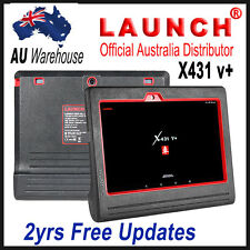 LAUNCH X431 V+ Android Based Wifi BT Tablet Diagnostic Scanner Key Programming