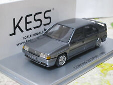 Citroen BX Sport 1985 grey met 1/43 KESS Resin (k8)