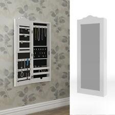 Schmuckschrank Wandspiegel Hängeschrank Wandschrank Spiegelschrank 96x35cm