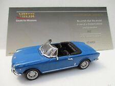 Fiat 124 Spider BS * 1970 * in blau * Limitiert * Vitesse * 1:43 * OVP * NEU