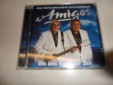 Cd  Bis ans Ende der Zeit von Die Amigos (2012)