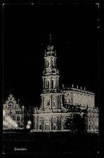 1962 Dresden Sachsen DDR AK mit Maschinen-Stempel 100 Jahre Zoo Dresden