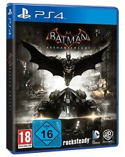 Batman Arkham Knight PS4 Playstation 4 UNCUT Neu OVP