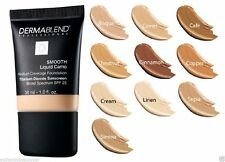 """Dermablend Smooth Liquid Camo Foundation - """"CAFE"""" NEW IN BOX 30ML/1 OZ."""