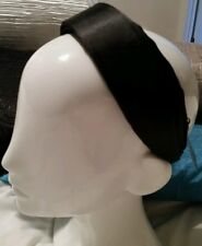 ♡♡♡ BNWT STYLISH  MIMCO Black Vintage Twist    Hand  Made  HEADBAND FASCINATOR