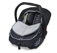 Britax B-Warm Insulated Infant Car Seat Cover In Polar!!! New Free Shipping!