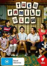 The Family Law (DVD, 2016), NEW SEALED REGION 4