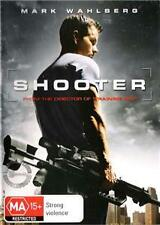 SHOOTER - BRAND NEW & SEALED R4 DVD (MARK WAHLBERG, DANNY GLOVER)