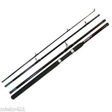 NGT XTREME 9ft 4pc Fibreglass Travel Fishing Rod x 1