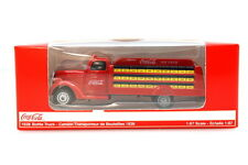 1938 Ford Bottle Truck Coca Cola Licensed 1:87 scale diecast Model