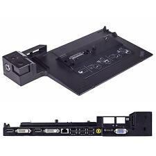 Original Lenovo Dockingstation Type 4338 ohne Schlüssel für X230 W520 W530