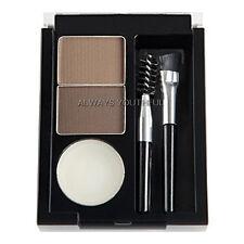 NYX Eyebrow Cake Powder (ECP06) BLONDE Makeup Kit inc wax powder brushes