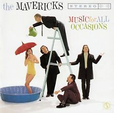 THE MAVERICKS : MUSIC FOR ALL OCCASIONS / CD - TOP-ZUSTAND