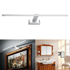 9W Modern 48 LED Wall Picture Light Bathroom Mirror Front Lighting White Lamp