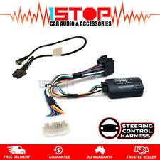 SUZUKI SX4 2007-2012 SWC STEERING WHEEL CONTROL HARNESS ISO + PATCH LEAD WIRING