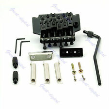 New Floyd Rose Lic Tremolo Bridge Double Locking System Black