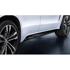 M Performance Sill Decal Kit Genuine BMW X1 F48 51142410443