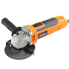 """VonHaus 650W 115mm / 4.5"""" Heavy Duty Electric Angle Grinder with Safety Guard"""