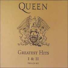 QUEEN - GREATEST HITS 1 & 2 (CD) Sealed
