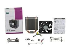 Cooler Master Hyper 212 Plus - CPU Cooler with 4 Direct Contact Heatpipes