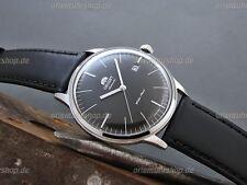 Orient Bambino Uhr Automatik Edelstahl Herrenuhr Datum FAC0000DB0