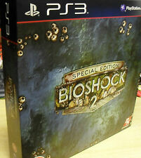 BioShock 2 -- Special Edition (Sony PlayStation 3, 2010) Collectors