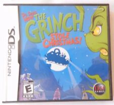 Nintendo DS How the Grinch Stole Christmas game