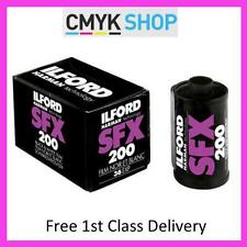 ILFORD SFX 35MM 36EXP INFRA RED x10 ROLLS factory fresh