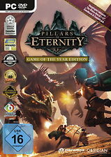 Pillars of Eternity Game of the Year Edition für PC *Neu & OVP*