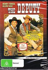 THE DEPUTY * TV CLASSICS * HENRY FONDA ALLEN CASE * NEW & SEALED DVD