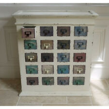 Vintage Industrial Style Cabinet 20 Drawers Storage Chest Mutli Colour